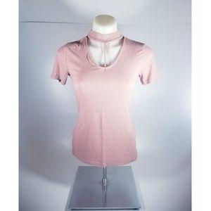 Ambiance - Ballerina Pink T-shirt : MEDIUM
